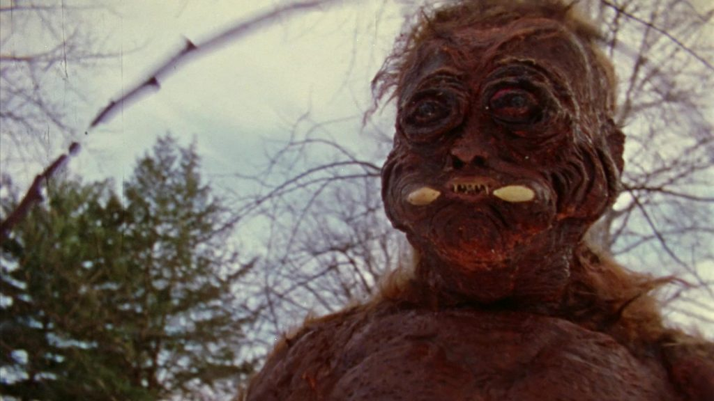 TOKEN HOMO film review: THE ALIEN FACTOR (1978).